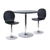 Winsome 3 Piece Dining Set