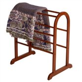 Regalia Quilt Rack