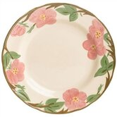 Desert Rose Salad Plate