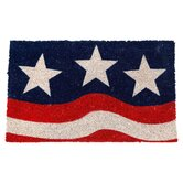Sweet Home Stars and Stripes Doormat