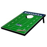 Seattle Seahawks Football Bean Bag Toss Game