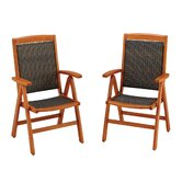 Home Styles Patio Dining Chairs