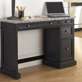 Traditions Utility Computer Desk with 2 Storage Drawers