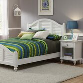Bermuda Queen Panel Bedroom Collection