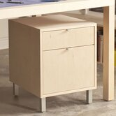 High Line 2 Drawer File Cabinet