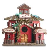 &quot;Finch Valley Winery&quot; Birdhouse