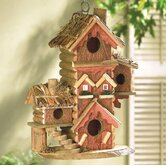 Highrise Family Birdhouse