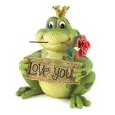 True Love Frog Figurine