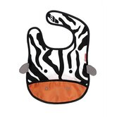 Zoo Bib Zebra