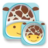 Zoo Melamine Set