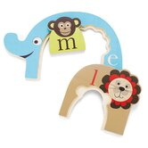 Alphabet Zoo Nesting Animal Puzzle