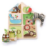 Alphabet Zoo Match and Play Puzzle
