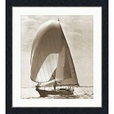 Sailing I Framed Photographic Print