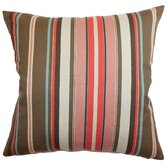 Janeah Stripes Cotton Pillow