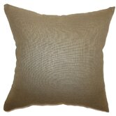 Cameo Plain Linen Pillow