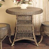 Spice Islands Wicker Dining Tables