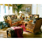 Spice Islands Wicker Living Room Sets
