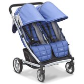 Zee Double Stroller