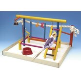 Penn Plax Bird Activity/Playcenters