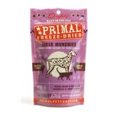 Freeze-Dried Turkey Liver Munchies Pet Treat