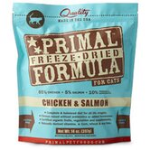 Freeze-Dried Chicken and Salmon Formula Cat Treat