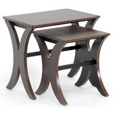 Xavier 2 Piece Nesting Tables