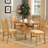 Norfolk 5 Piece Dining Set