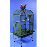 Large Dome Top Bird Cage