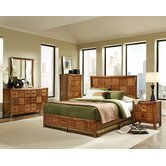 Spectrum Panel Bedroom Collection