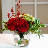 Jane Seymour Botanicals Holiday Wreaths, Garlands & Faux Florals
