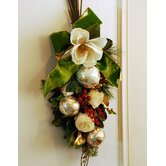 Jane Seymour Botanicals Holiday Wreaths, Garlands & Faux Florals