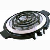 Brentwood Appliances Burners & Hot Plates
