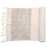 Borders Peace Silk Table Runner