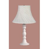 Shelly Table Lamp with Classic Shade