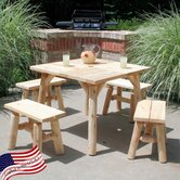 Lakeland Mills Outdoor Dining Sets