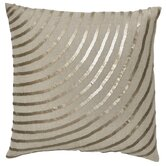 Bindu Polypropylene Beaded Decorative Arc Pillow