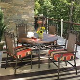 Chatham Run 5 Piece Round Dining Set