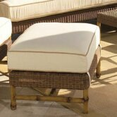 Whitecraft Outdoor Ottomans