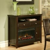 Whalen Furniture Electric and Gel Fuel Fireplaces