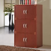 Hodedah Accent Chests / Cabinets