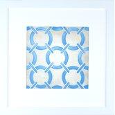 Modern Living Classical Symmetry I Framed Graphic Art