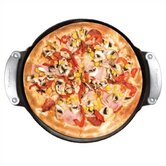 Preseasoned Cast Iron Grilled Pizza Set