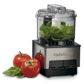 Mini-Prep Food Processor in White