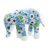 Color Zoo Ellis the Elephant Stuffed Toy