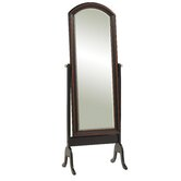 "Tribeca 69"" High Cheval Mirror"