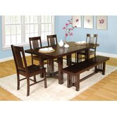 Meridian 6 Piece Dining Set