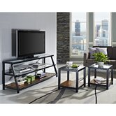 "60"" TV Stand and End Table Combo"