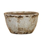 Crackle Ceramic Bowl (Set of 2)