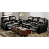Mara Leather Reclining Living Room Collection