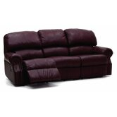 Charleston Leather Reclining Living Room Collection